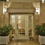 درب ورودی هتل سوئیت هوس بوتیک باکو