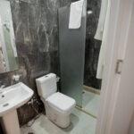 سرویس بهداشتی اتاق های هتل سوئیت هوس بوتیک باکو
