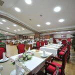 رستوران هتل تبریز نخجوان