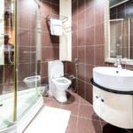 سرویس بهداشتی اتاق های هتل تراس باکو