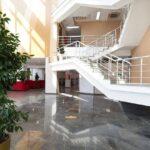 محوطه هتل کراس وی باکو