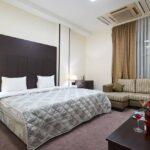 اتاق دابل هتل کراس وی باکو