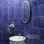 سرویس بهداشتی اتاق های هتل کراس وی باکو