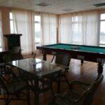 محوطه هتل مونتنگرو باکو