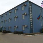 ساختمان هتل مونتنگرو باکو