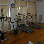 سالن ورزشی هتل مونتنگرو باکو