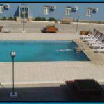 استخر روباز هتل مونتنگرو باکو