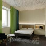 اتاق دابل هتل آیبیس باکو سیتی