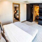 اتاق های چهارتخته هتل آسلیا ترابزون