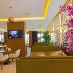سالن غذاخوری هتل آسلیا ترابزون