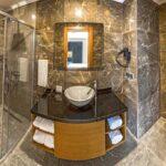 سرویس بهداشتی اتاق های هتل آسلیا ترابزون