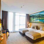اتاق های دوتخته هتل آسلیا ترابزون