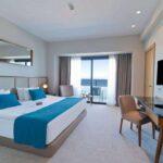 اتاق های دابل رو به دریا هتل رامادا ترابزون