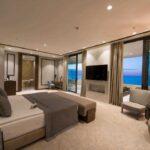 اتاق های روبه دریا در هتل رامادا ترابزون