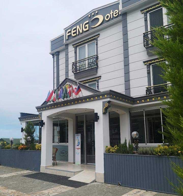 ساختمان هتل فنگو ترابزون
